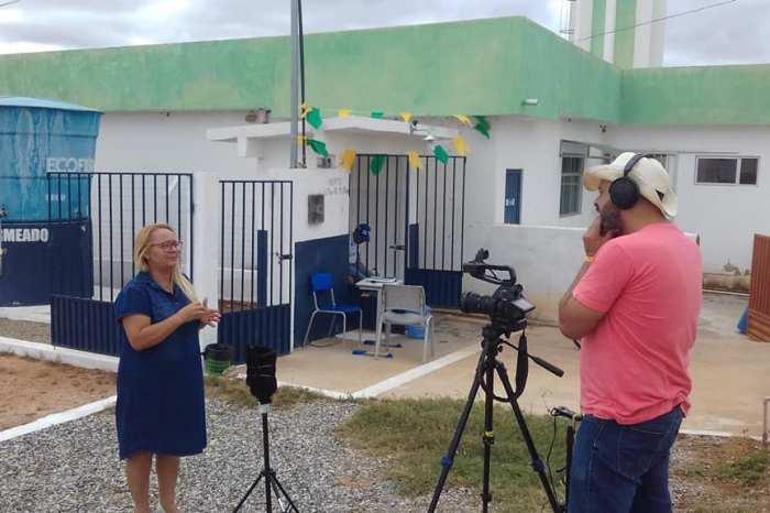 Em Amparo: Programa Água Doce recebe visita técnica Ministério do Meio Ambiente