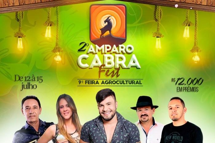 Com uma programação voltada aos produtores de caprinos, Amparo Cabra Fest tem seu início