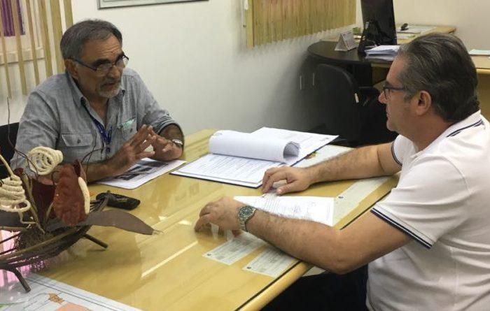 Autoridades protocolam ofício visando melhorias no abastecimento; Cagepa responde