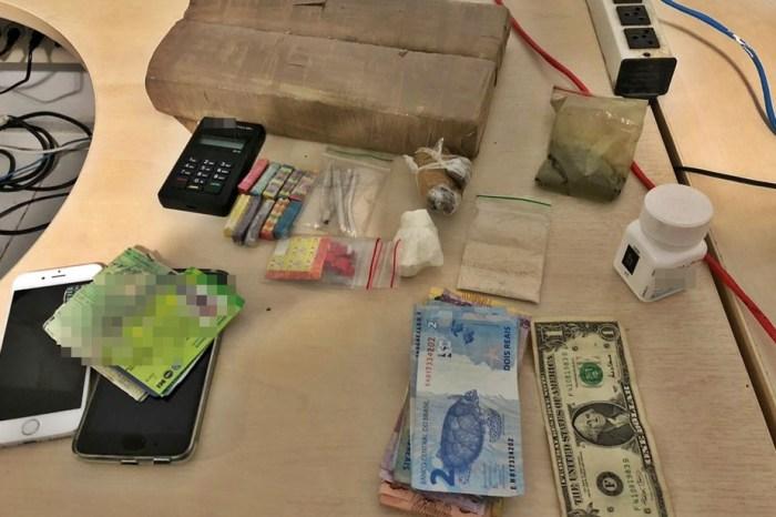 Estudante suspeito de tráfico de drogas na UFPB vai para presídio