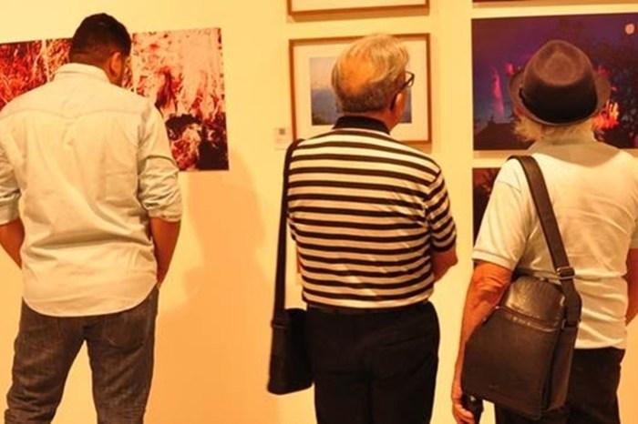 Salão de Artes Visuais do Sesc é aberto ao público em João Pessoa