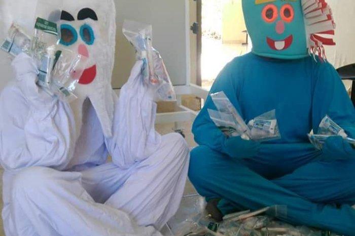 Escolas da rede municipal da cidade de Prata receberão kits de higiene bucal