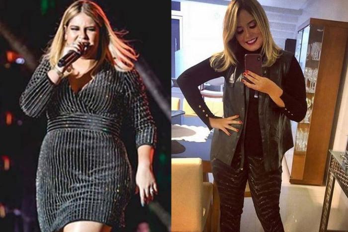 Marília Mendonça não descuida do corpo após emagrecer 20 kg