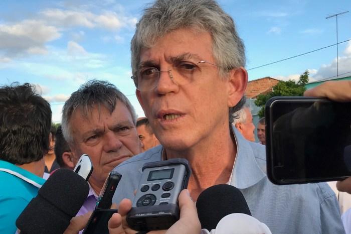 Ricardo anuncia data para manifestação 'SOS Transposição – Grito do Nordeste'