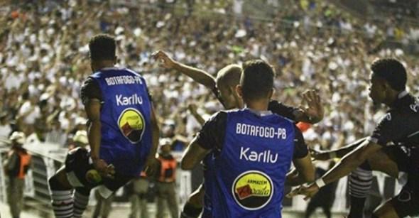 Belo vence Botafogo-SP e dá primeiro passo para série B