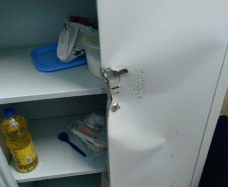 Escola de zona rural do Cariri é invadida pela 4ª vez; merenda e objetos foram furtados