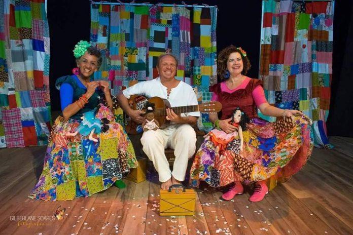 Espetáculo paraibano participa do Festival Nacional de Teatro do Piauí