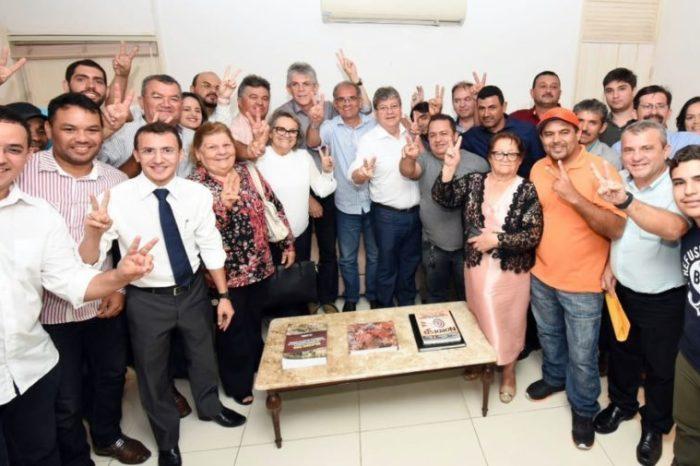 Filiado ao PP, prefeito de Araruna adere à pré-candidatura de João