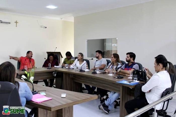 Saúde de Sumé presta contas do primeiro quadrimestre de 2018