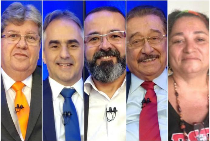 Zé Maranhão lidera rejeição com 28,2%, João tem 12,5% e Lucélio 12%