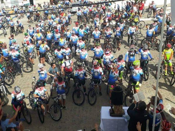III Catobyke tem participação recorde e atrai quase 300 ciclistas em São Domingos do Cariri