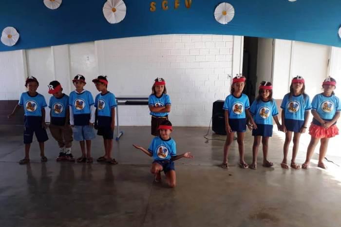 Centro de Convivência de Monteiro trabalha o tema Saúde com crianças e adolescentes