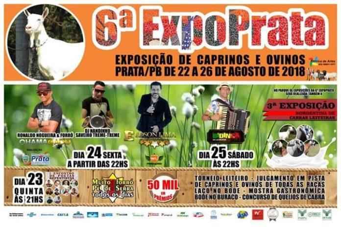 Município realiza exposição regional da ovinocaprinocultura caririzeira