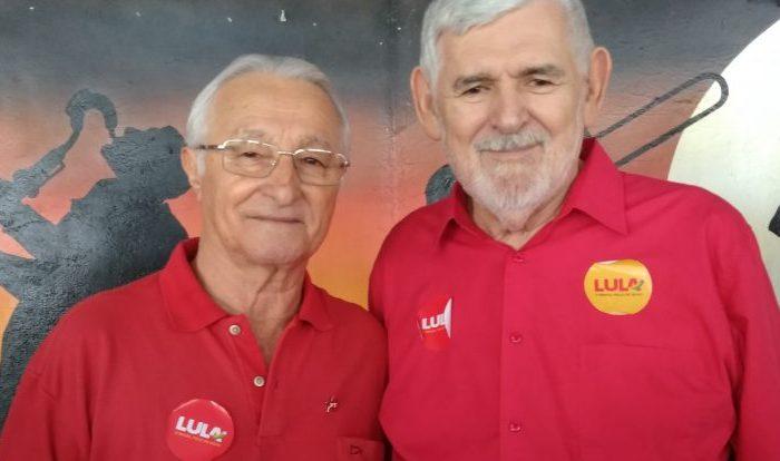 No Cariri: Deputado Frei Anastácio recebe apoio de base eleitoral deixada por Luiz Couto