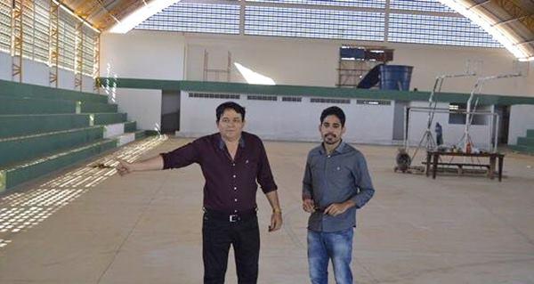 Estado aprova recurso de 314 mil para reforma e ampliação de ginásio no Cariri