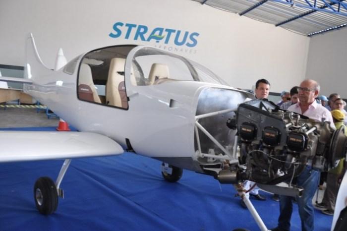 Indústria Aeronáutica da PB prepara lançamento de aeronave esportiva