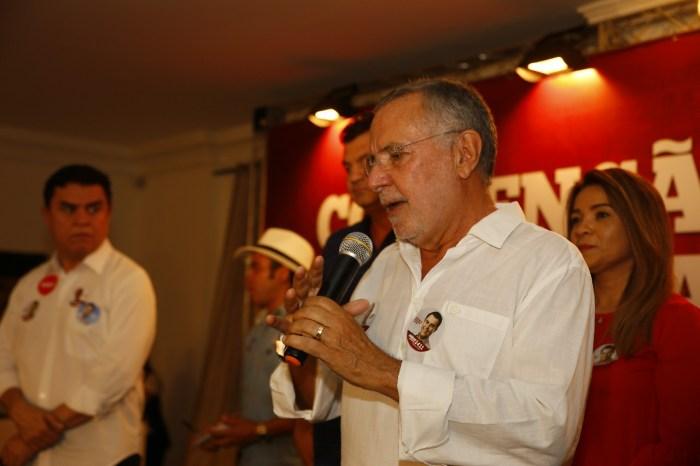 PTB homologa candidatura de Carlos Batinga a deputado estadual
