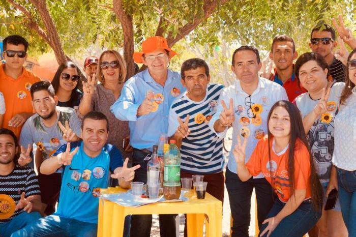 Vereador Zé de dita adere ao grupo do prefeito de São Sebastião do Umbuzeiro