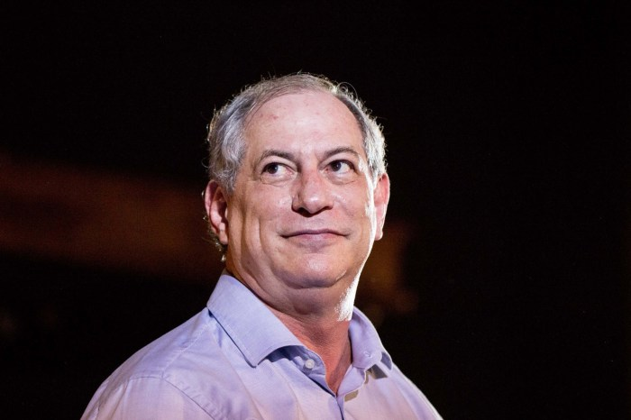 Vídeo: confira guia eleitoral do candidato a presidência Ciro Gomes no açude de Boqueirão