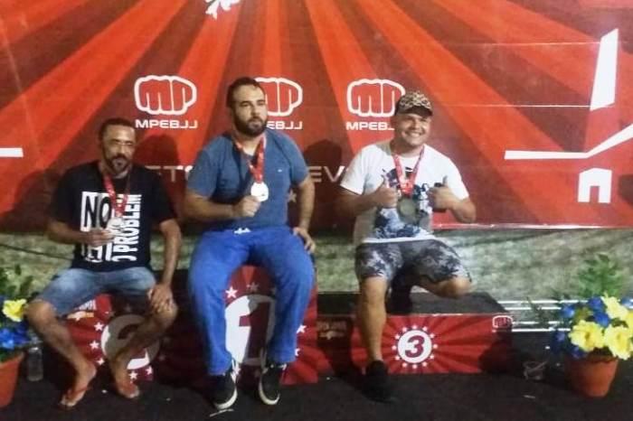 Prefeitura de Monteiro apoia atletas medalhistas do Open Jampa de Jiu-jitsu