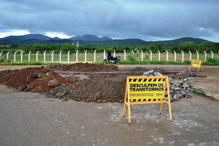 Prefeitura de Monteiro investe em pavimentação e mais ações de infraestrutura