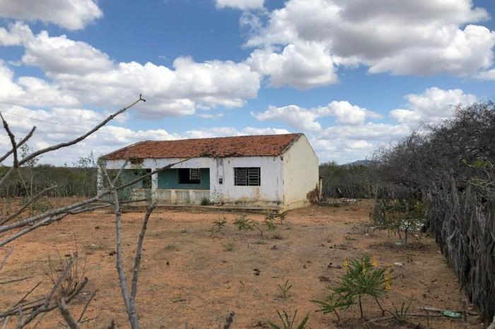 Antigo grupo escolar será transformada em Unidade de Saúde na zona rural de Boa Vista