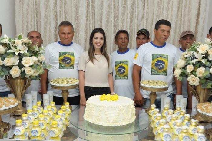CAPS AD III de Monteiro comemora conquistas e vitórias de dois anos em serviço