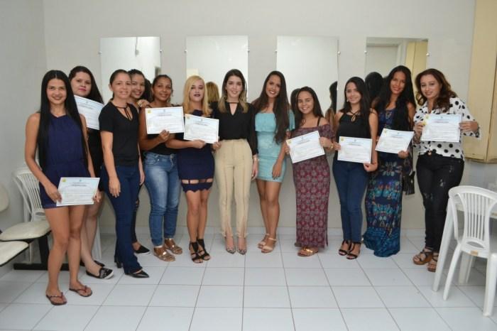 Prefeitura de Monteiro continua com investimentos em qualificação profissional