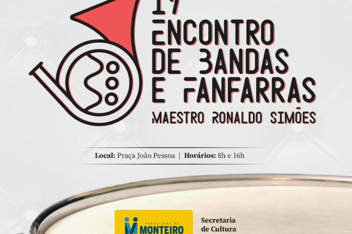 IV Encontro de Bandas e Fanfarras é adiado devido à programação eleitoral em Monteiro