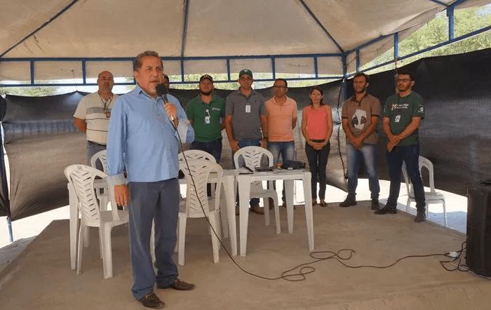 2º dia da 1ª Exposição Municipal de Caprinos e Ovinos de São Sebastião do Umbuzeiro foi bastante movimentado