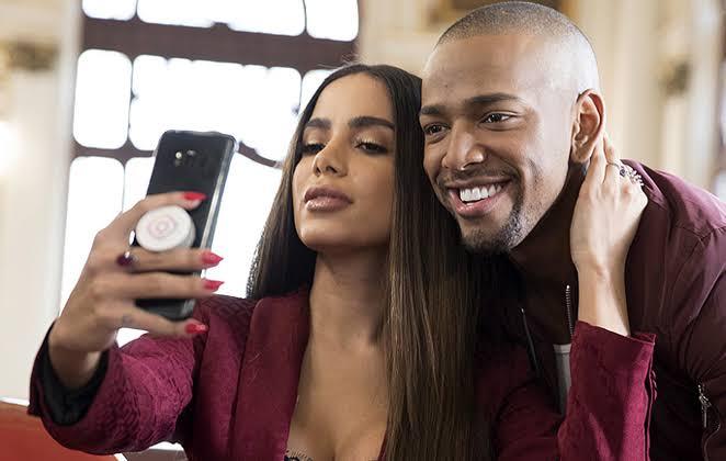 Anitta e Nego do Borel são indicados para premiação latino americana