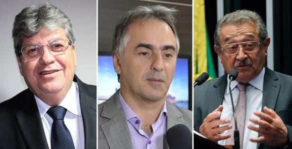 A 7 dias da eleição, João lidera com 35%; Lucélio e Maranhão empatam
