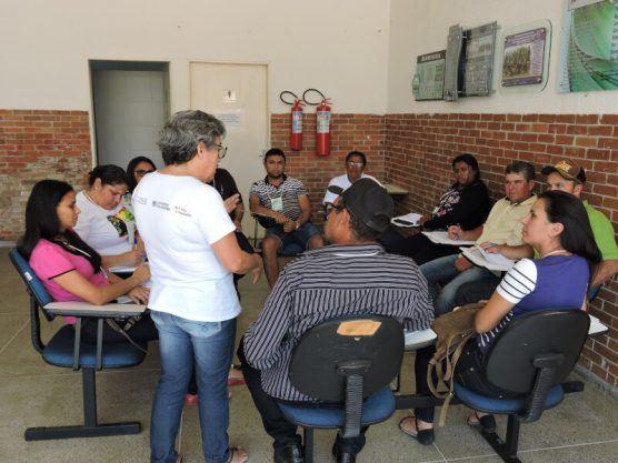 Procase realiza encontro de avaliação com as comunidades do Cariri Ocidental