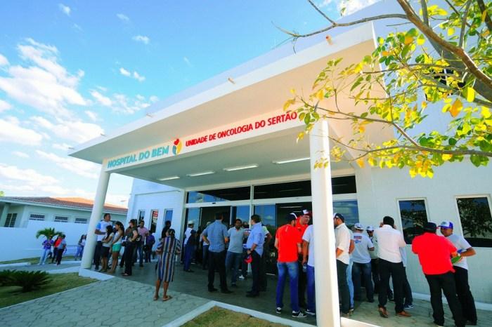 Hospital oncológico é inaugurado em Patos, no Sertão da Paraíba