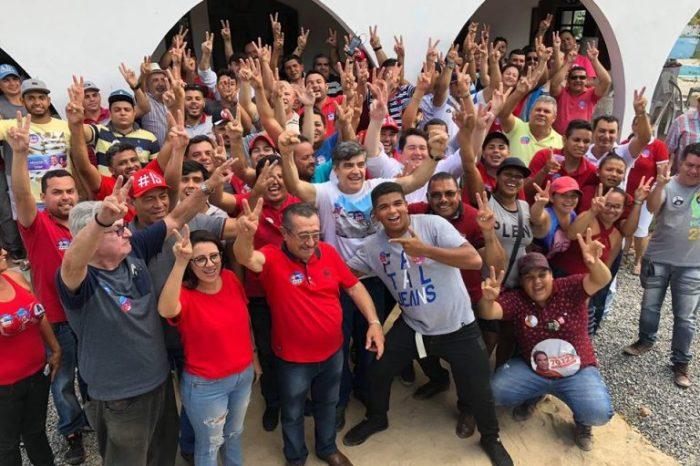 Zé Maranhão visita o Cariri e acreditando chegar ao 2º turno