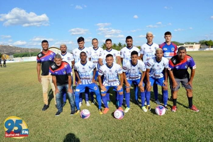 Femar consegue mais três pontos e lidera grupo do Sertão na segunda divisão do Paraibano