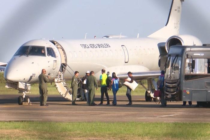 Em meio a crise, 31 venezuelanos desembarcam na Paraíba