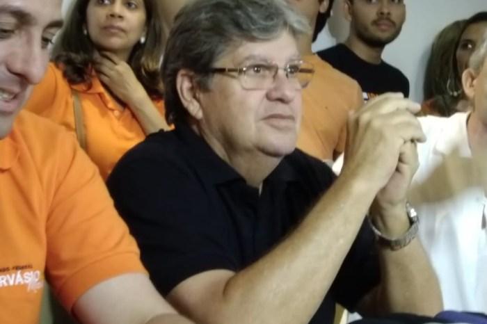 João Azevêdo diz que vai aprimorar políticas públicas