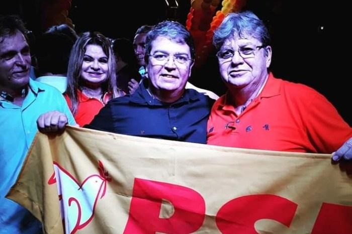 Com resultado das eleições, George Aquino mostra força para 2020, em São João do Cariri