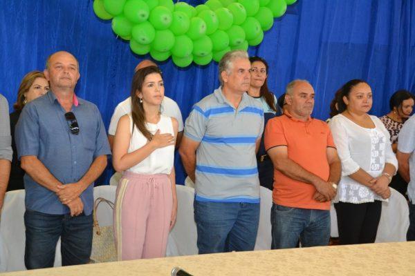 Vereadores de Monteiro prestigiam abertura dos Jogos Escolares do município