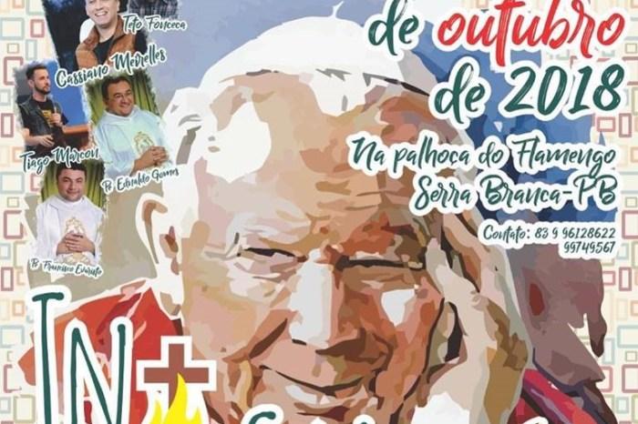 III Incendeia promete atrair centenas de católicos este final de semana para Serra Branca