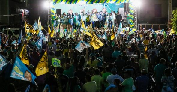 Em Monteiro: Lucélio garante investimentos do Cariri