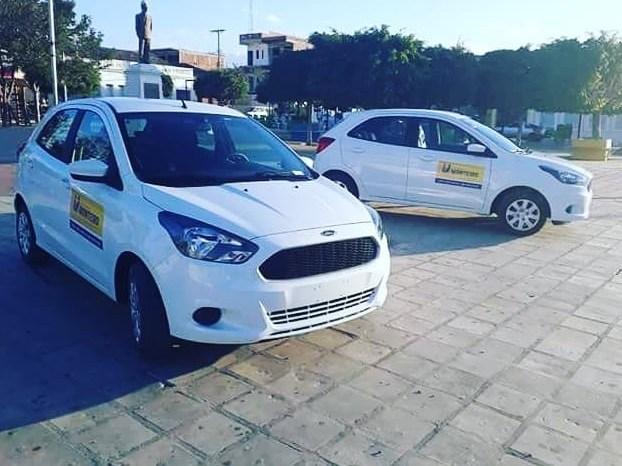 Monteiro conta com três novos veículos a serviço da Saúde Municipal