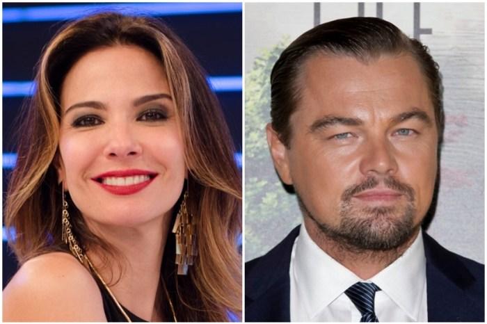 Luciana Gimenez fala sobre suposta relação com DiCaprio