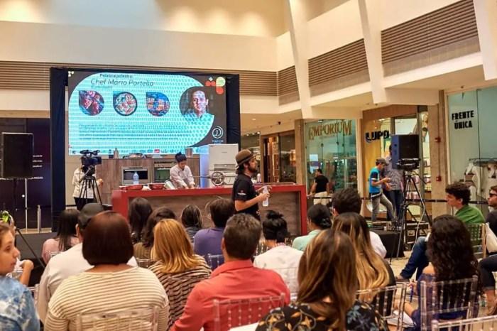 Festival oferece aulas gratuitas de gastronomia em Campina