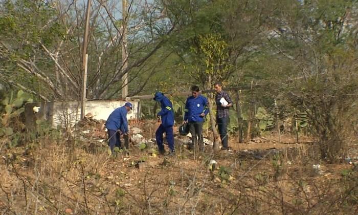 Cagepa flagra desvio de água no açude de Boqueirão