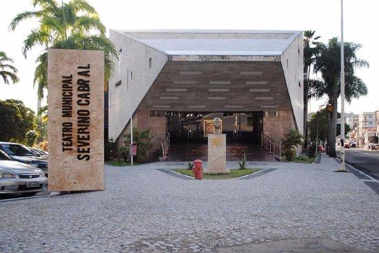 Teatro Severino Cabral comemora 55 anos com programação especial