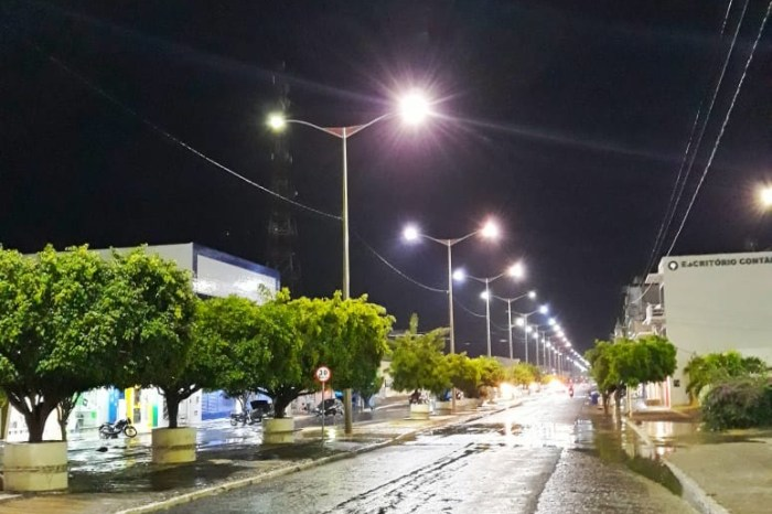Chove mais de 60 milímetros na cidade de Monteiro