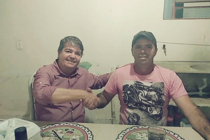 Suplente de vereador anuncia apoio ao projeto do PSB em São João do Cariri