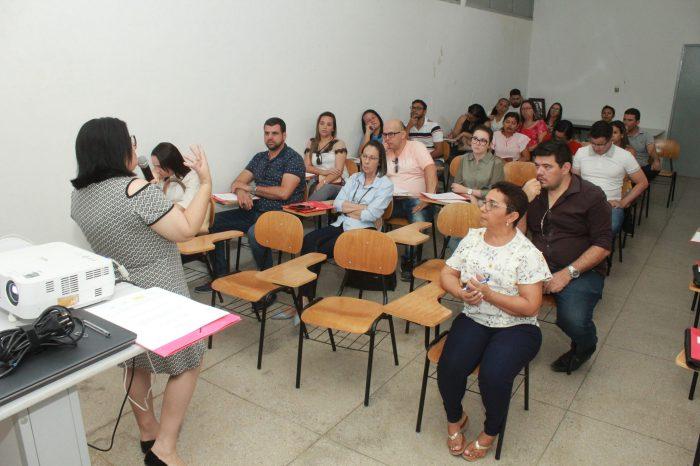 Equipe Técnica Multidisciplinar participa de Curso de Informação da Saúde da Pessoa com Deficiência